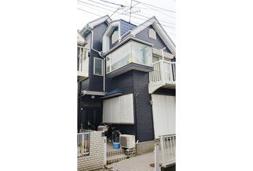 外壁・屋根・その他付帯部塗装工事 コーキング打ち替え工事